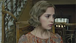 Watch this alicia vikander GIF on Gfycat. Discover more alicia vikander GIFs on Gfycat