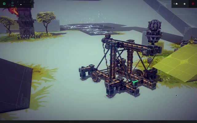 Watch My First Catapult GIF by @dragoniroh on Gfycat. Discover more besiege, catapult, game GIFs on Gfycat