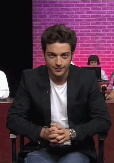 Watch and share Sweet Cinnamon Roll GIFs and Gianluca Ginoble GIFs on Gfycat