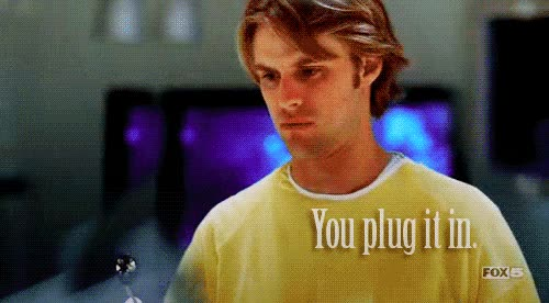 Watch and share Jesse Spencer Robert Chase Gif GIFs on Gfycat