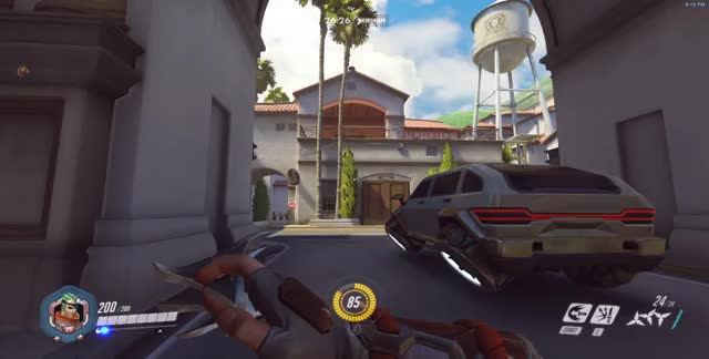 Watch and share Hollywood Flank Route #1 GIFs by vinhvan on Gfycat