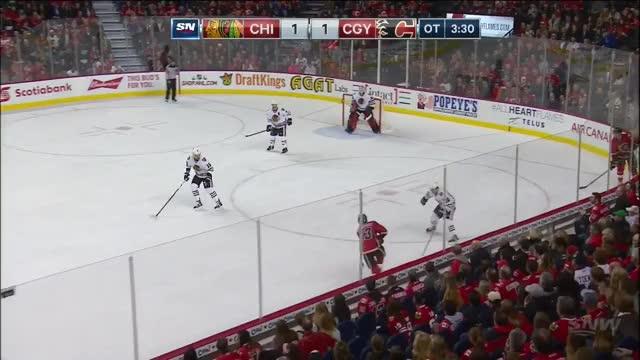Watch and share Hockey GIFs and Hawks GIFs by galaxy9112 on Gfycat