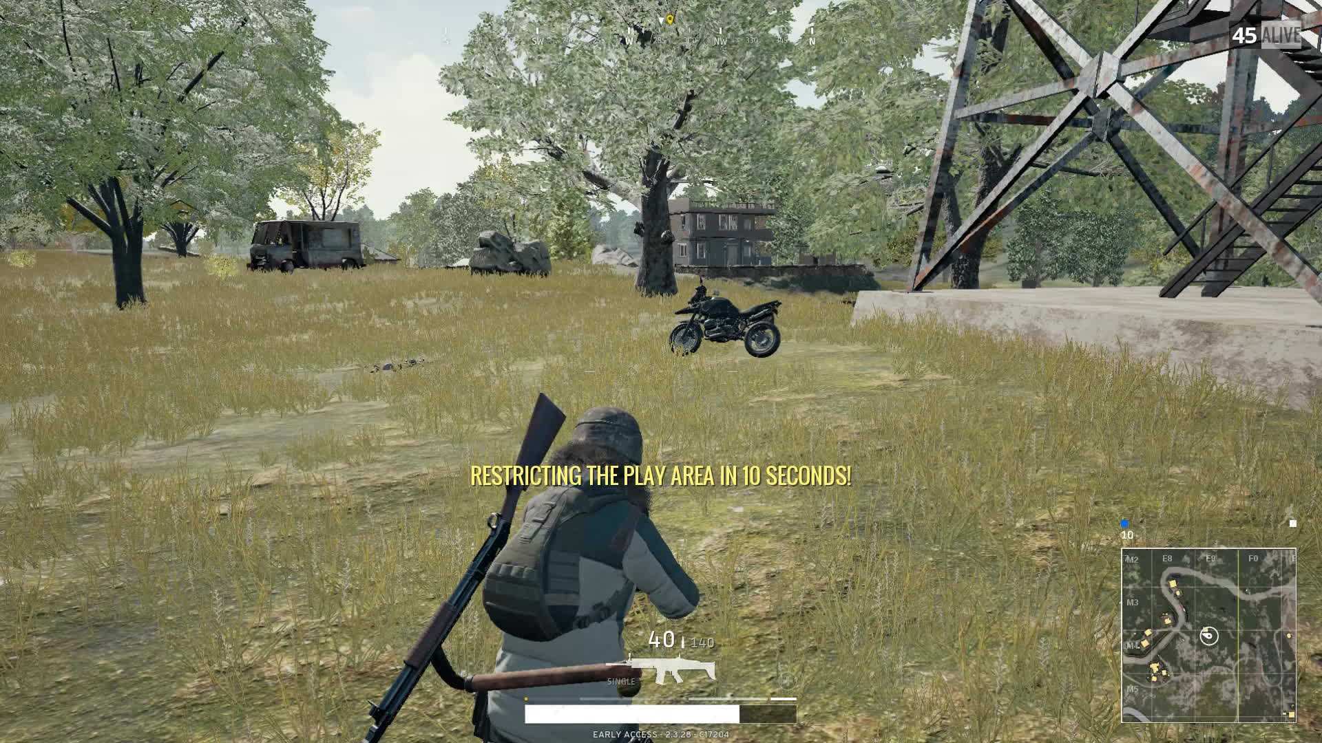 battlegrounds, pubg, Motorcycles are crazy GIFs