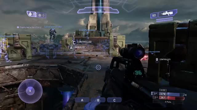 Watch this GIF by Xbox DVR (@xboxdvr) on Gfycat. Discover more HaloTheMasterChiefCollection, Hey Meerkat, xbox, xbox dvr, xbox one GIFs on Gfycat