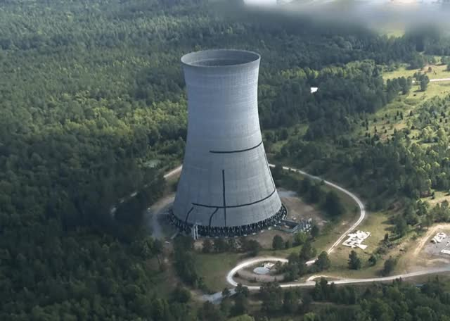 Watch and share Cooling Towers GIFs and Nuclear Energy GIFs by Dave Mosher on Gfycat