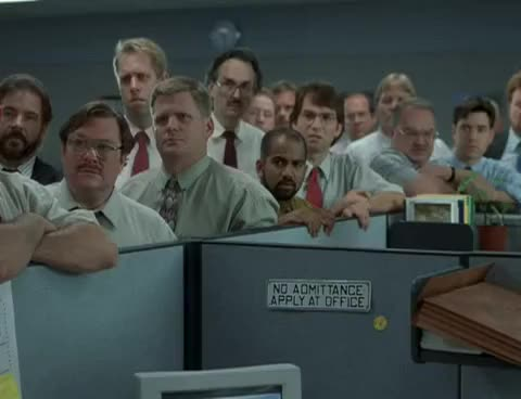 Office Space - Friday is Hawaiian Shirt Day