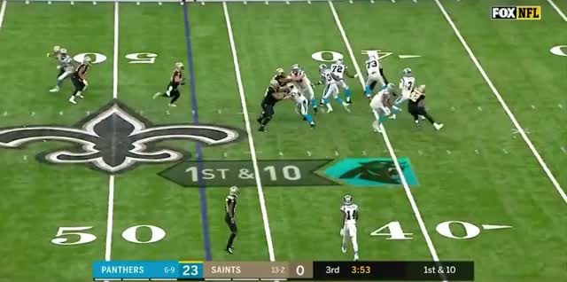 Watch and share New Orleans Saints GIFs and Carolina Panthers GIFs by nero466 on Gfycat