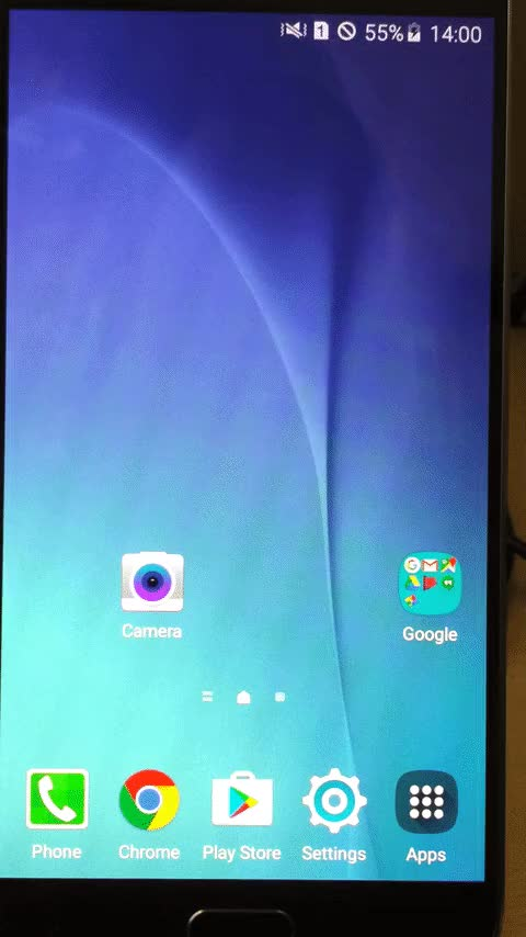 Samsung Galaxy A8 (Android 5 1 1)  SIM card not detected and