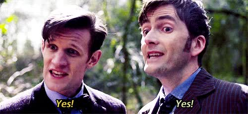 Watch elsa jean GIF on Gfycat. Discover more david tennant, matt smith GIFs on Gfycat
