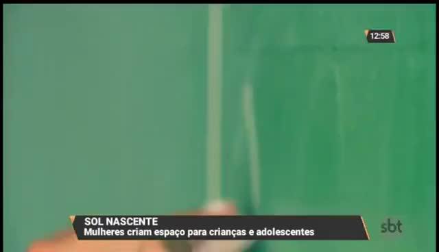 Watch and share Sol Nascente: Mulheres Criam Espaço Para Crianças E Adolescentes GIFs on Gfycat