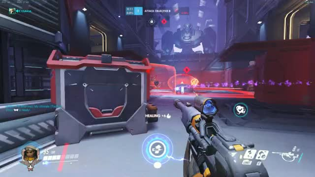 Watch and share My Best Ana ULT GIFs on Gfycat