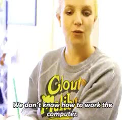 Watch and share No You're Not Okay GIFs and I Am Britney Jean GIFs on Gfycat