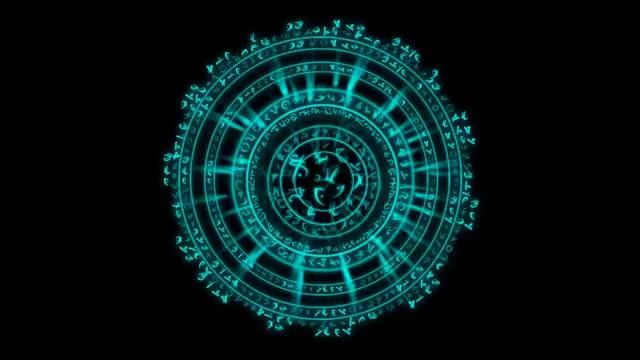 Watch and share Alchemy Circle GIFs on Gfycat