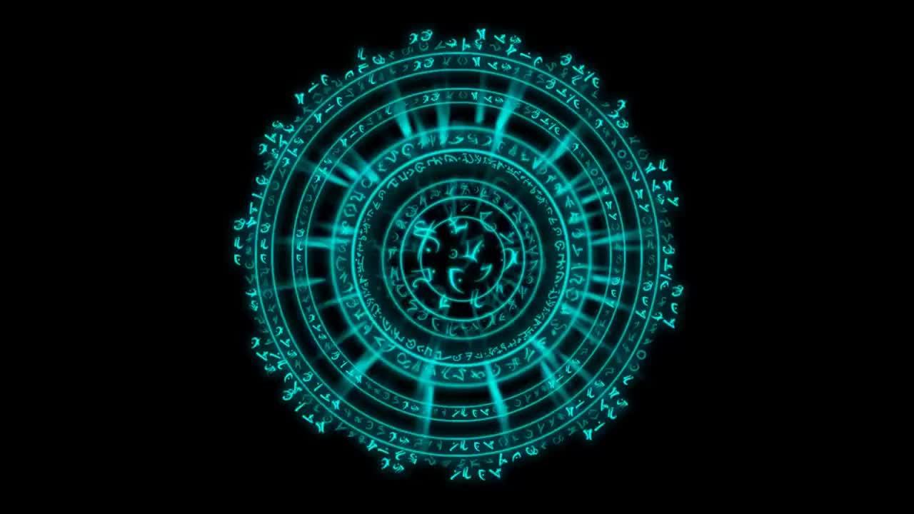 alchemy circle GIFs