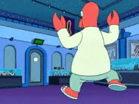 Watch and share Zoidberg GIFs on Gfycat