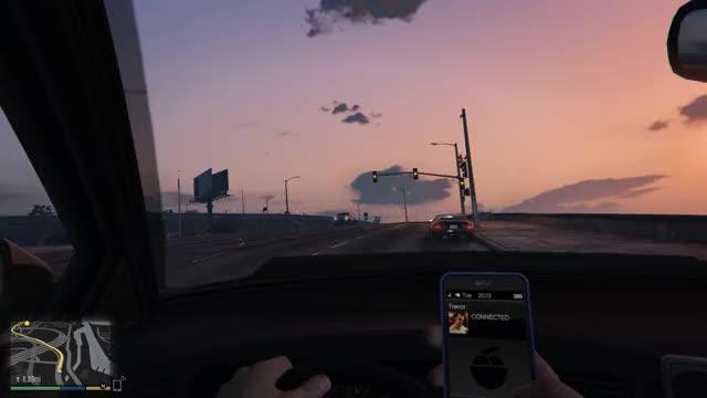 Watch Grand Theft Auto V 2018.11.26 - 20.37.14.15.DVR GIF on Gfycat. Discover more grandtheftautov GIFs on Gfycat