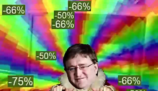 Watch and share Gaben GIFs on Gfycat