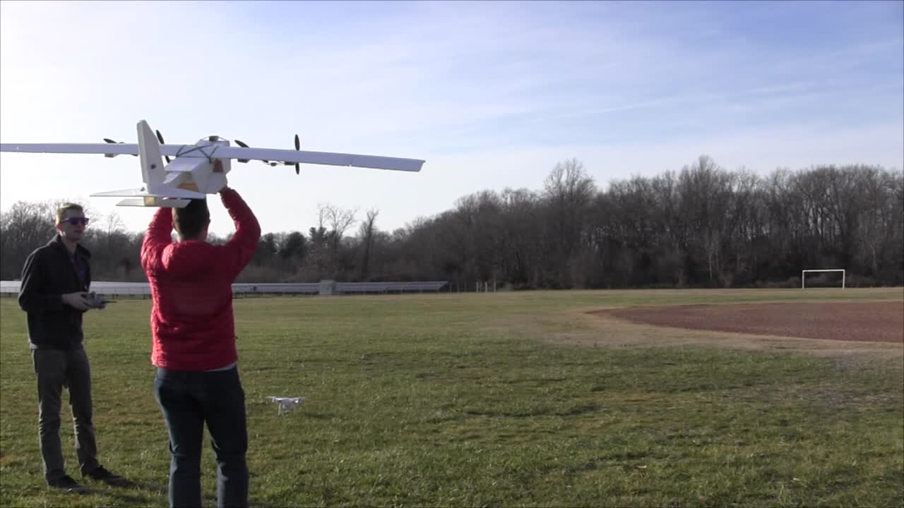 flying, plane, radiocontrol, Launching a Scratch Built Bomber for the First time. GIFs