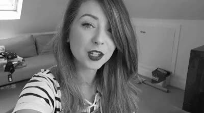 Watch zoe sugg GIF on Gfycat. Discover more alfie deyes, i don't know why the second gif is blurred, pointlessblog, zoe, zoella GIFs on Gfycat