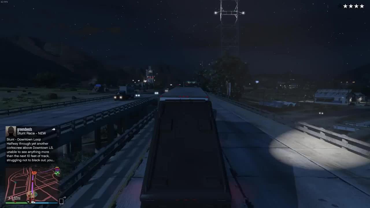 gtaonline, my truck got stuck GIFs