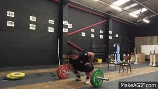 Watch Dmitry Klokov - Old Weightlifting style - One Arm Snatch 90 GIF on Gfycat. Discover more related GIFs on Gfycat