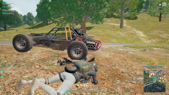 Watch and share PlayerUnknown's Battlegrounds 92-4 GIFs by tochyion on Gfycat