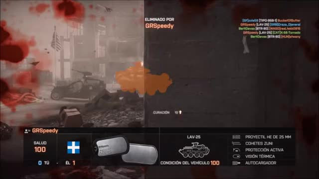 Watch they-see-me-rolling GIF by X-Tornado (@x-tornado) on Gfycat. Discover more battlefield_4 GIFs on Gfycat