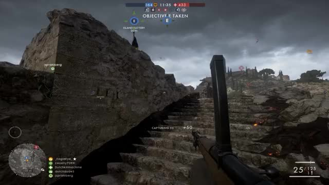 Watch and share Closecall GIFs and Bf1 GIFs on Gfycat