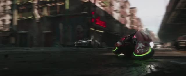 Watch and share Ready Player One GIFs by Ready Player One on Gfycat