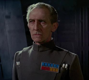 Watch and share Peter Cushing GIFs on Gfycat
