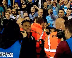 Watch and share Manchester City GIFs and Raheem Sterling GIFs on Gfycat