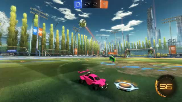 Watch Goal 2: deej GIF by Gif Your Game (@gifyourgame) on Gfycat. Discover more Gif Your Game, GifYourGame, Goal, Rocket League, RocketLeague, deej GIFs on Gfycat