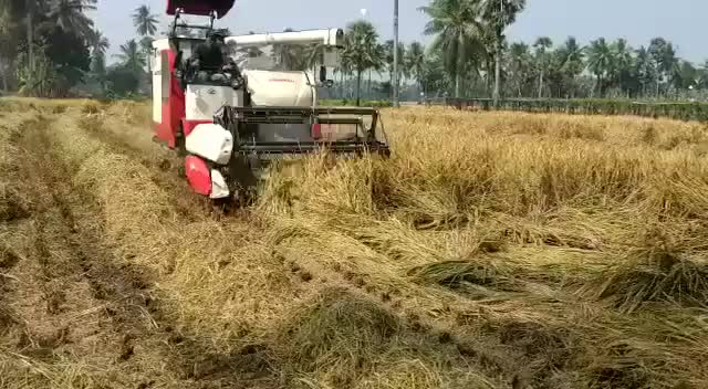 Watch and share Yanmar Harvester India GIFs on Gfycat