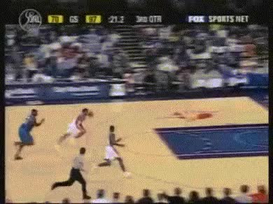 Watch and share Jason Richardson GIFs and Gilbert Arenas GIFs on Gfycat