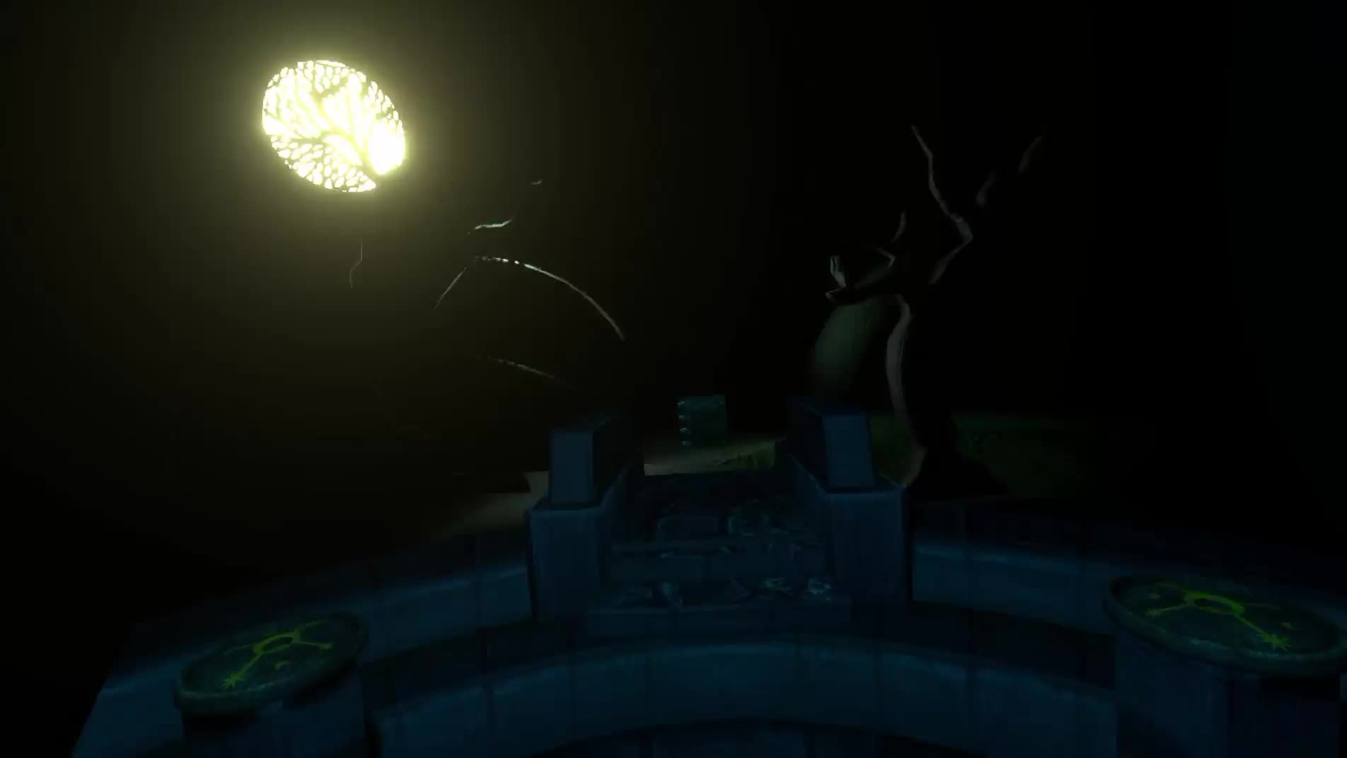 2spooky4me, VR, VirtualReality, Spooky Spell Book in VR GIFs