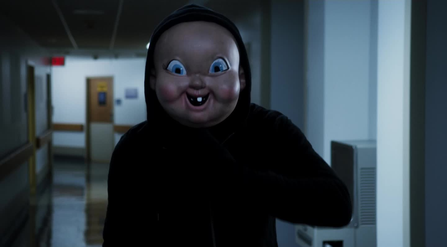 baby face, baby face killer, baby face mask, babyface, babyface killer, creepy, happy death day, happy death day 2, happy death day 2u, happy death day movie, happydeathday, hdd, hdd2u, horror, scared, scary, Baby Mask Reveal GIFs