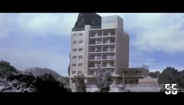 Watch and share How Many Things Can Godzilla Destroy In 10 Minutes? GIFs on Gfycat