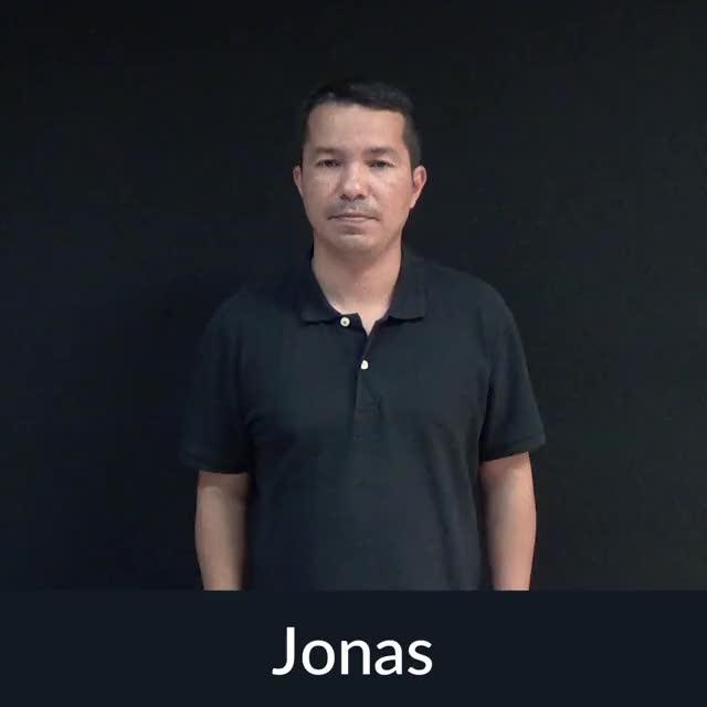 Watch Jonas GIF by Manuário Bíblia em Libras (@bibliaemlibras) on Gfycat. Discover more adoniran, antigo testamento, biblia, libras, sinais, sinal, surdo, surdos, velho testamento GIFs on Gfycat