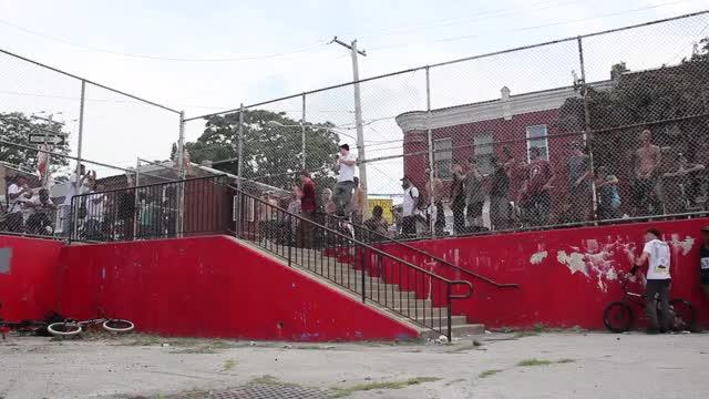 Watch SAVAGE BMX BIKE RIDERS FLOOD PHILADELPHIA STREETS GIF on Gfycat. Discover more monster energy, street series bmx, the street series GIFs on Gfycat