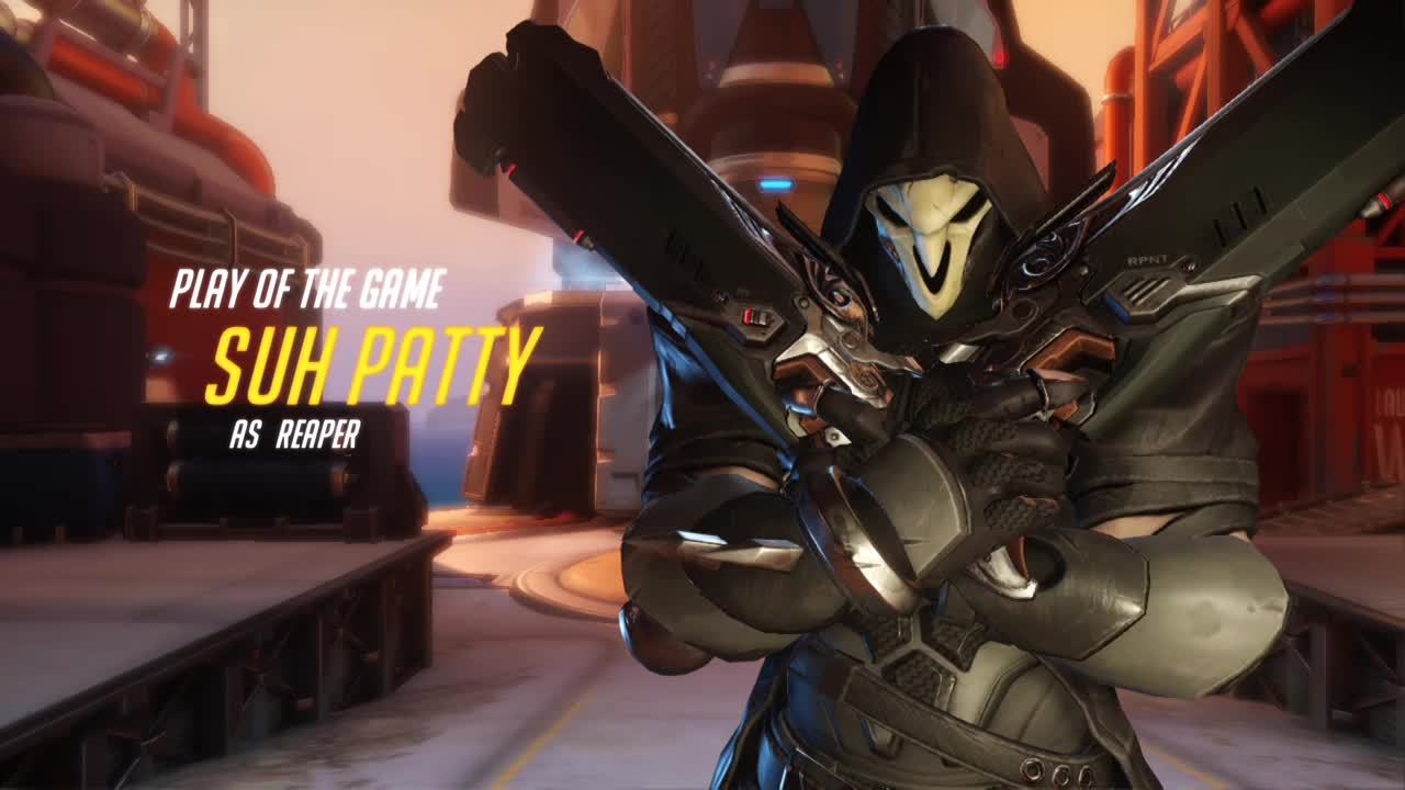 Overwatch, gifsthatendtoosoon, PotG my a** GIFs