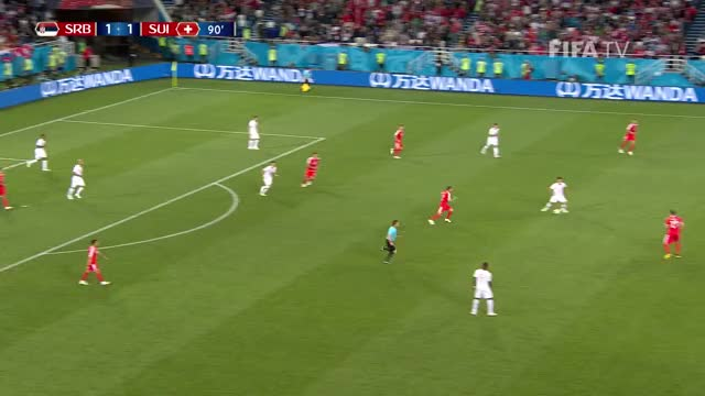 Watch Serbia v Switzerland - 2018 FIFA World Cup Russia™ - Match 26 GIF on Gfycat. Discover more Highlights, Match Highlights, Serbia, Switzerland, sp:dt=2018-06-22T18:00:00Z, sp:li=NATL_WCUP, sp:st=soccer, sp:ti:away=SUI, sp:ti:home=SRB, sp:ty=high GIFs on Gfycat