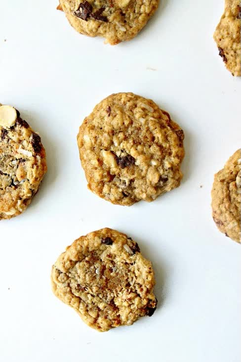 Watch and share Mom's Classic Chocolate Chip Cookie Gif 1 GIFs on Gfycat