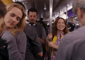 Watch subway GIF on Gfycat. Discover more ellie kemper GIFs on Gfycat