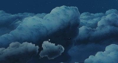 fullmoviegifs, Castle In The Sky GIFs