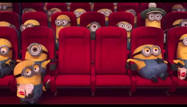 Watch and share DESPICABLE ME 2 GIFs on Gfycat
