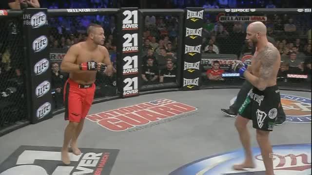 Watch Saunders KO at Bellator GIF by Wildmatt (@wildmatt) on Gfycat. Discover more Bellator, Fighting, Fights, Headkick, Ko, MMA, UFC, kick GIFs on Gfycat