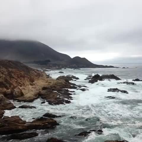 Watch and share Big Sur GIFs by 121gigawatt on Gfycat