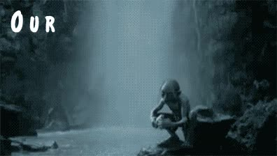 Watch gollum GIF on Gfycat. Discover more related GIFs on Gfycat