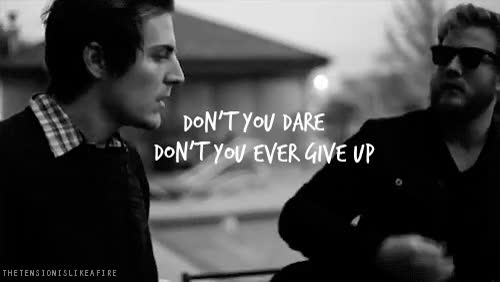 Watch and share Give In Give Up GIFs on Gfycat