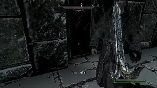 Watch Skyrim - WTF Ep. 2 - Glitches and funny moments GIF by Muchkin (@muchkin) on Gfycat. Discover more elder, scrolls, the GIFs on Gfycat